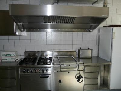 GWF Küche Herd