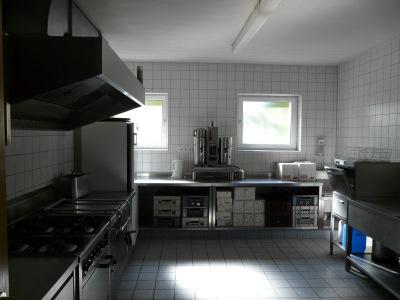 GWF Küche Gesamtansicht