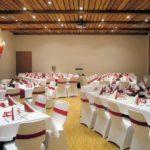 GWF Kelter Festsaal Hochzeitsdekoration