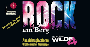 GWF Rock am Berg 2018 Flyer